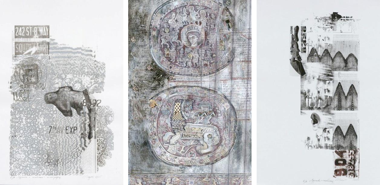 Anna Taguti. Laces & Surges