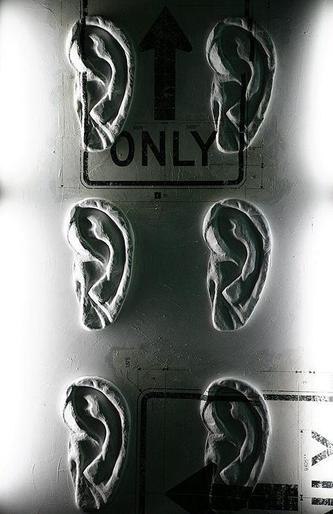 Only / Signs & Directions. ©Katya-Anna Taguti